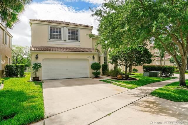 2235 NW 158th Ave, Pembroke Pines, FL 33028 (MLS #A11061233) :: Re/Max PowerPro Realty
