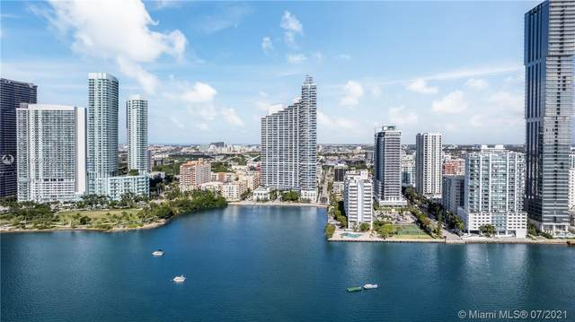 2020 N Bayshore Dr 3405/06, Miami, FL 33137 (#A11061286) :: Dalton Wade