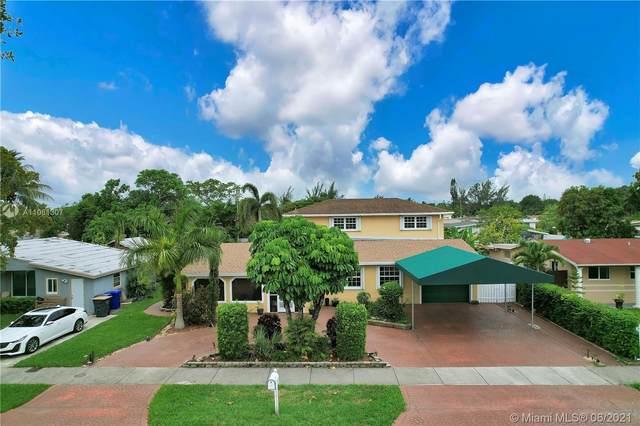 3840 SW 31st St, West Park, FL 33023 (MLS #A11061307) :: Green Realty Properties