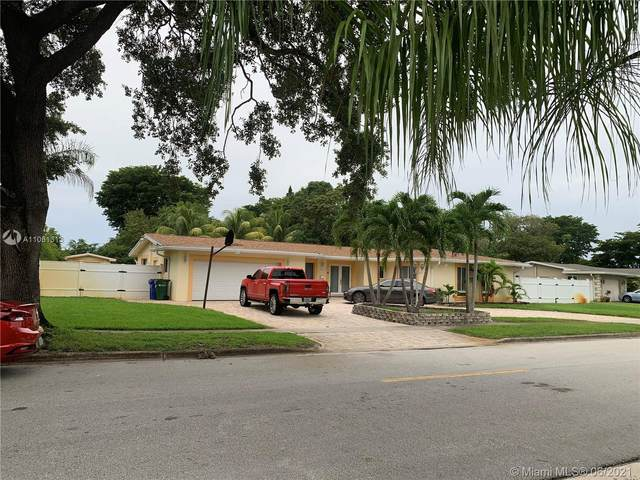 411 Martin Rd, Margate, FL 33068 (MLS #A11061313) :: The Teri Arbogast Team at Keller Williams Partners SW