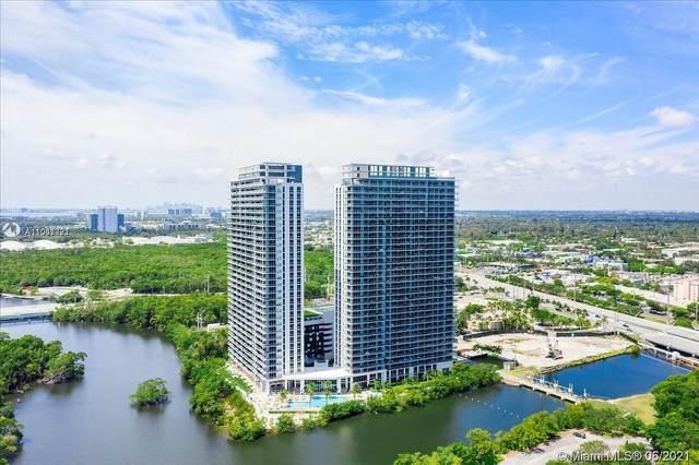 16385 Biscayne Blvd #316, North Miami Beach, FL 33160 (#A11061321) :: Dalton Wade