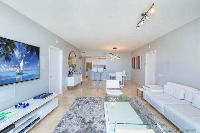 450 Alton Rd #2606, Miami Beach, FL 33139 (MLS #A11061351) :: The Howland Group