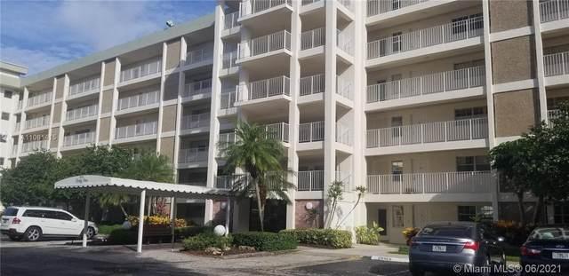3100 N Course Ln #207, Pompano Beach, FL 33069 (MLS #A11061415) :: Re/Max PowerPro Realty