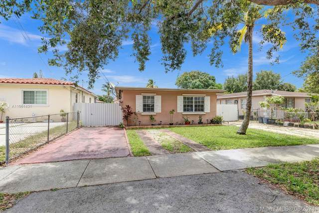 1021 SW 66th Ave, West Miami, FL 33144 (MLS #A11061431) :: The Teri Arbogast Team at Keller Williams Partners SW