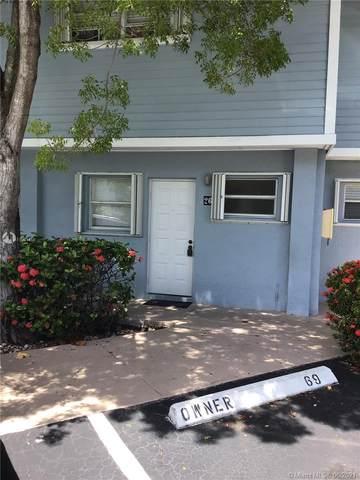 798 Crandon Blvd 26-C, Key Biscayne, FL 33149 (MLS #A11061458) :: Re/Max PowerPro Realty