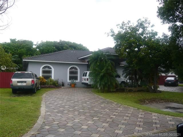 16225 SW 275th St, Homestead, FL 33031 (MLS #A11061503) :: Lucido Global