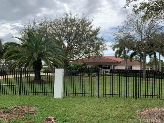 15760 SW 242nd St, Homestead, FL 33031 (MLS #A11061505) :: Berkshire Hathaway HomeServices EWM Realty