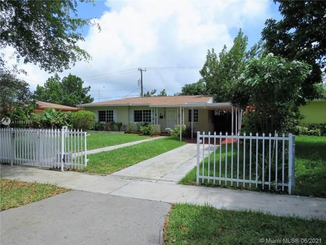 842 NE 160th St, North Miami Beach, FL 33162 (MLS #A11061521) :: Prestige Realty Group
