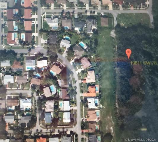 19831 SW 78th Pl, Cutler Bay, FL 33189 (MLS #A11061532) :: Onepath Realty - The Luis Andrew Group