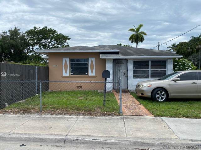 10490 NW 22nd Ave, Miami, FL 33147 (MLS #A11061563) :: Prestige Realty Group