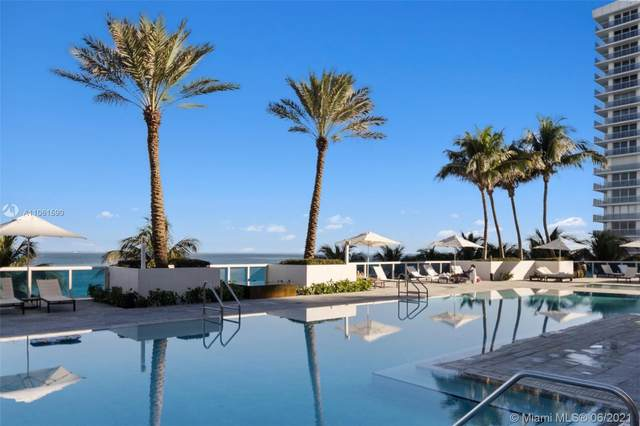 2711 S Ocean Dr Ph2, Hollywood, FL 33019 (MLS #A11061590) :: The Teri Arbogast Team at Keller Williams Partners SW