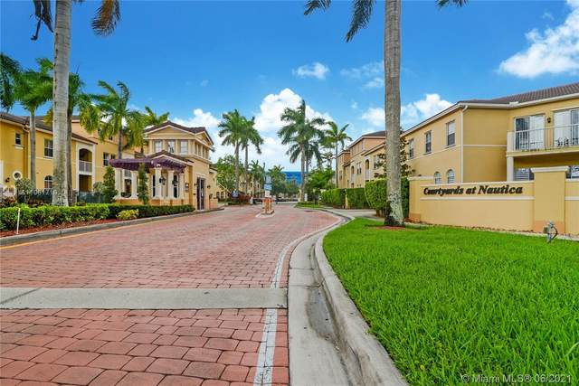 4405 SW 160th Ave #103, Miramar, FL 33027 (MLS #A11061716) :: Re/Max PowerPro Realty