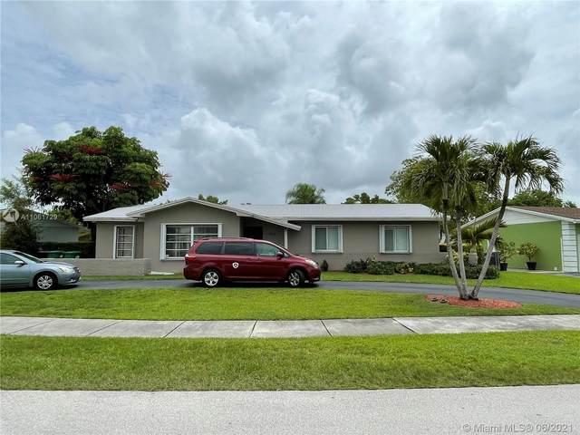 10531 SW 124th Ave, Miami, FL 33186 (MLS #A11061729) :: Team Citron