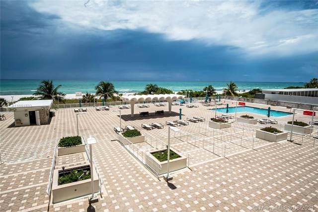 5701 Collins Ave #310, Miami Beach, FL 33140 (#A11061832) :: Dalton Wade