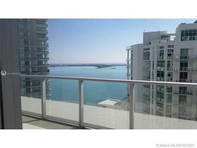 1300 SE Brickell Bay Drive #2603, Miami, FL 33131 (MLS #A11061833) :: Equity Advisor Team