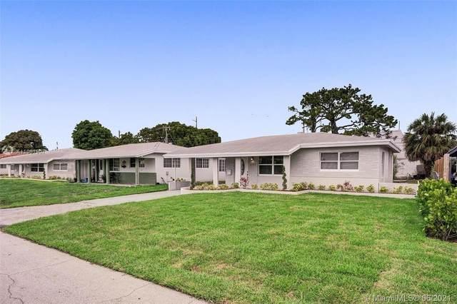 271 NE 43rd Ct, Oakland Park, FL 33334 (MLS #A11061907) :: Prestige Realty Group