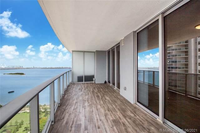 488 NE 18th St #2107, Miami, FL 33132 (MLS #A11061910) :: Castelli Real Estate Services