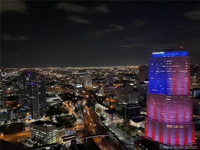 200 Biscayne Boulevard Way #5310, Miami, FL 33131 (#A11061929) :: Dalton Wade