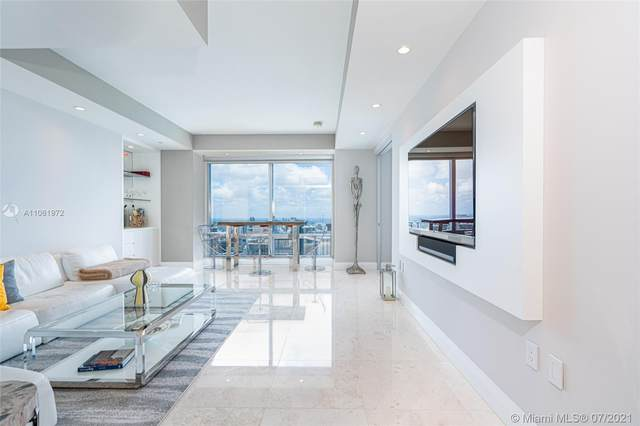 1425 Brickell Ave Ph3d, Miami, FL 33131 (MLS #A11061972) :: The Rose Harris Group