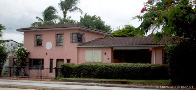 2121 SW 22nd Ave, Miami, FL 33145 (MLS #A11062010) :: The Teri Arbogast Team at Keller Williams Partners SW