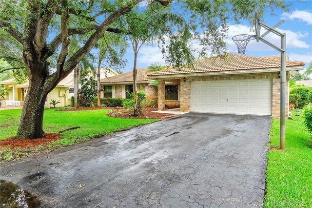 253 NW 123rd Way, Coral Springs, FL 33071 (MLS #A11062017) :: Equity Advisor Team