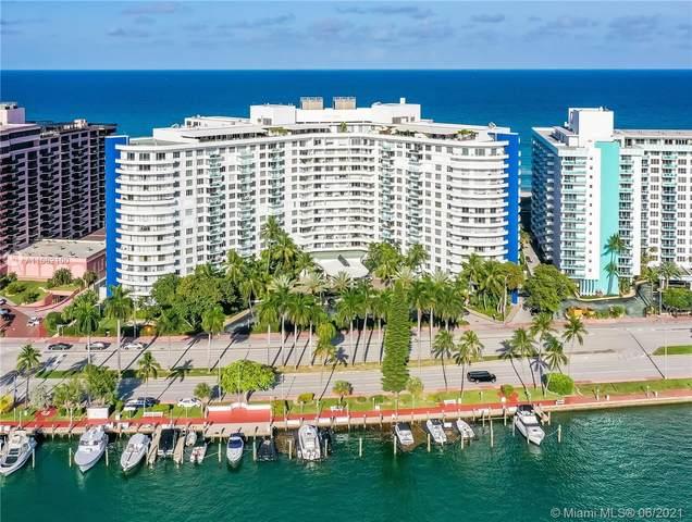 5161 Collins Ave #1404, Miami Beach, FL 33140 (MLS #A11062100) :: Berkshire Hathaway HomeServices EWM Realty