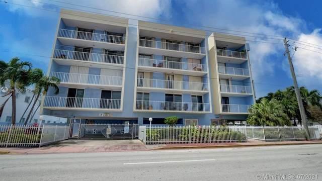 8340 Harding Ave #401, Miami Beach, FL 33141 (#A11062120) :: Dalton Wade