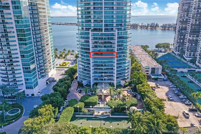 2127 Brickell Ave #906, Miami, FL 33129 (MLS #A11062221) :: Lucido Global