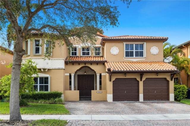 15631 SW 28th Ter, Miami, FL 33185 (MLS #A11062232) :: Lucido Global