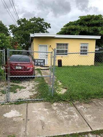 1865 NW 70th St, Miami, FL 33147 (MLS #A11062452) :: Jo-Ann Forster Team