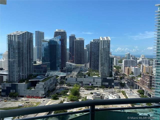 350 S Miami Ave #3614, Miami, FL 33130 (#A11062471) :: Dalton Wade