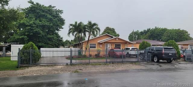 3550 NW 101st St, Miami, FL 33147 (MLS #A11062515) :: Natalia Pyrig Elite Team | Charles Rutenberg Realty