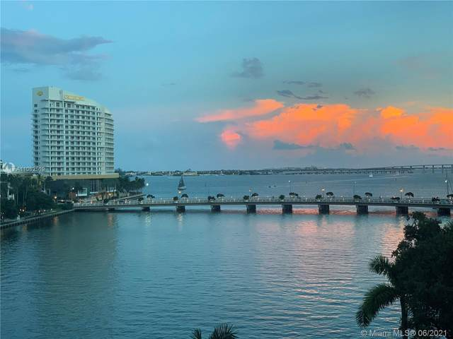 495 Brickell Ave Bay607, Miami, FL 33131 (#A11062519) :: Dalton Wade
