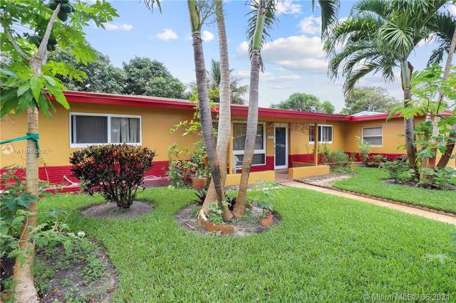 421 SW 38th Ter, Fort Lauderdale, FL 33312 (MLS #A11062569) :: GK Realty Group LLC