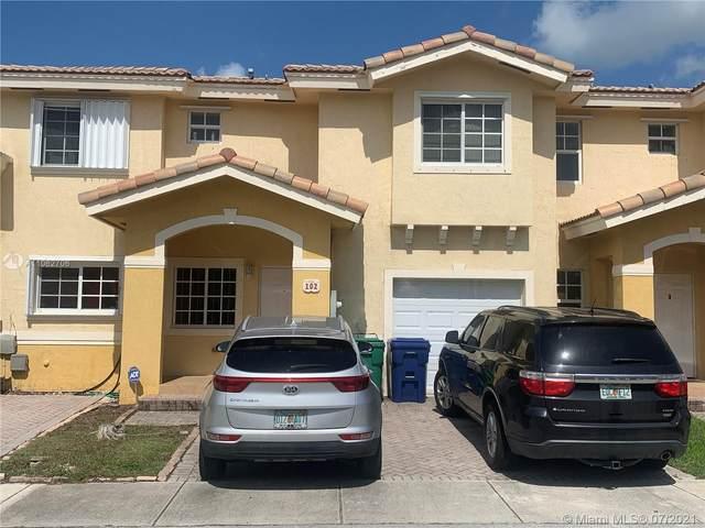 13982 SW 260th St #102, Homestead, FL 33032 (#A11062706) :: Dalton Wade