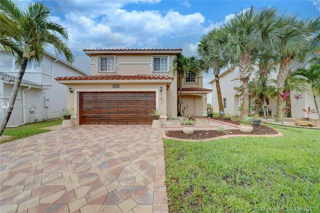 13344 SW 44th St, Miramar, FL 33027 (MLS #A11062715) :: Prestige Realty Group