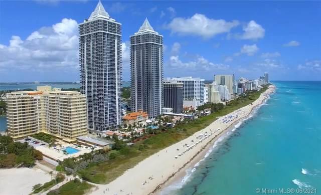 4775 Collins Ave #3704, Miami Beach, FL 33140 (#A11062724) :: Dalton Wade