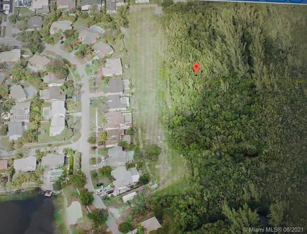 19851 SW 78th Pl, Cutler Bay, FL 33189 (MLS #A11062740) :: Onepath Realty - The Luis Andrew Group