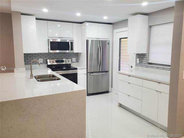 420 NE 12th Ave #201, Hallandale Beach, FL 33009 (#A11062765) :: Dalton Wade