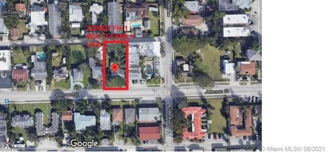 1909 Johnson St, Hollywood, FL 33020 (MLS #A11062783) :: The Teri Arbogast Team at Keller Williams Partners SW