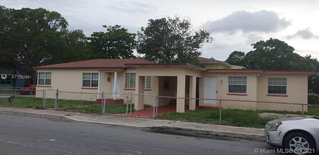 2205 A E Isaacs Ave, West Palm Beach, FL 33407 (MLS #A11062861) :: The Rose Harris Group