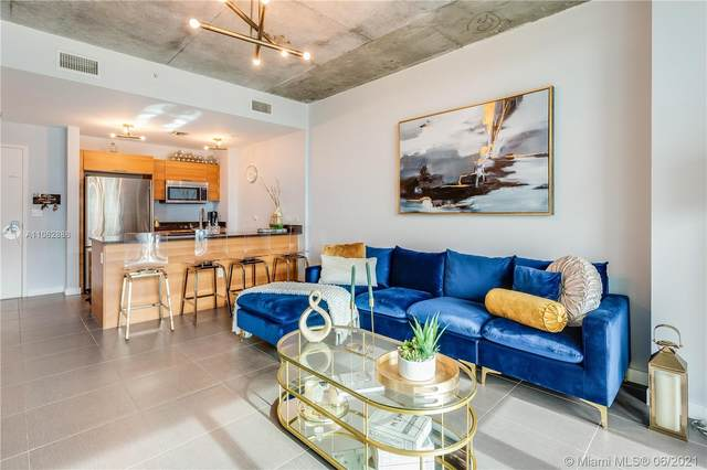 3301 NE 1st Ave H0805, Miami, FL 33137 (MLS #A11062886) :: The Howland Group