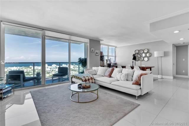 650 West Ave #2608, Miami Beach, FL 33139 (MLS #A11062905) :: Search Broward Real Estate Team
