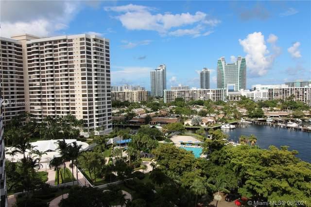 500 Three Islands Blvd #822, Hallandale Beach, FL 33009 (MLS #A11063003) :: Berkshire Hathaway HomeServices EWM Realty
