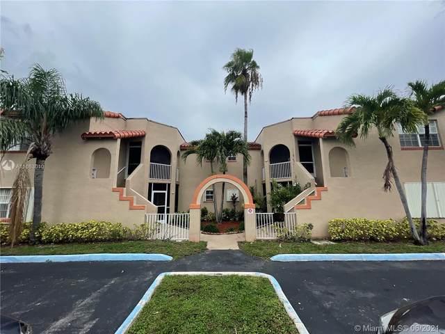 301 SW 86th Ave #204, Pembroke Pines, FL 33025 (#A11063010) :: Dalton Wade