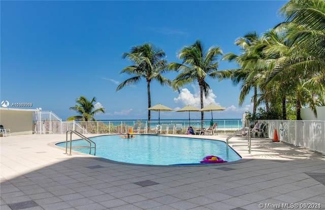 5825 Collins Ave 6B, Miami Beach, FL 33140 (#A11063032) :: Dalton Wade