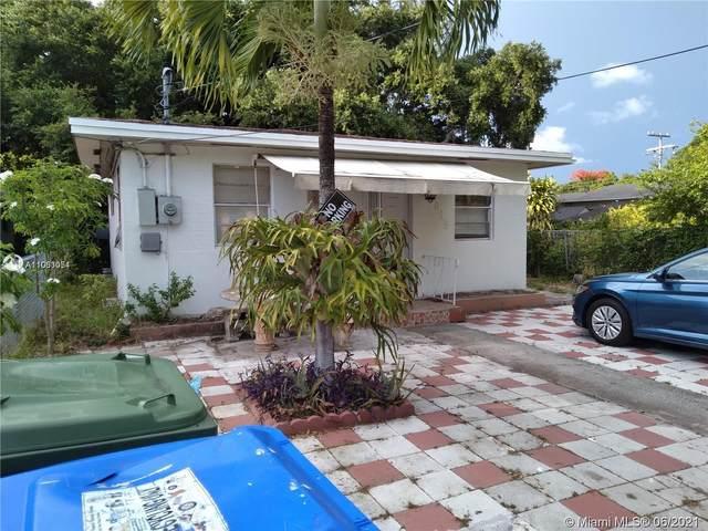 1815 NW 43rd St, Miami, FL 33142 (MLS #A11063051) :: Equity Advisor Team