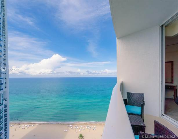 18001 Collins Ave #2305, Sunny Isles Beach, FL 33160 (MLS #A11063073) :: ONE Sotheby's International Realty