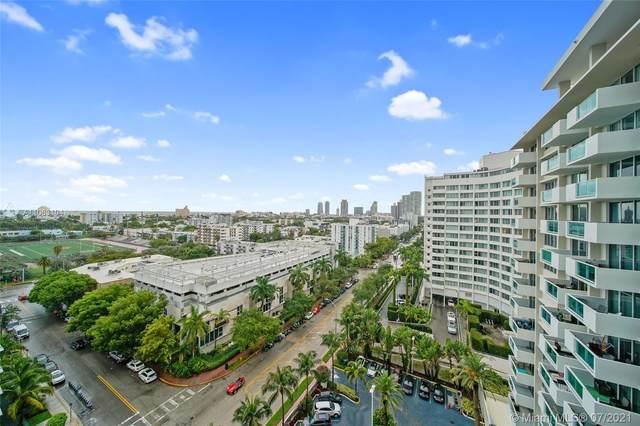 1200 West Ave #1215, Miami Beach, FL 33139 (MLS #A11063104) :: Search Broward Real Estate Team