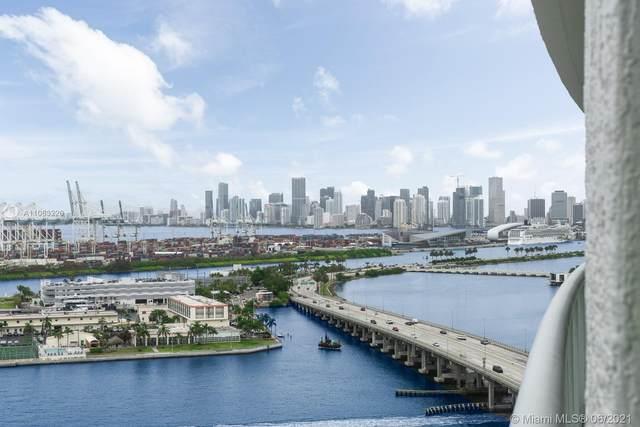 450 Alton Rd #2105, Miami Beach, FL 33139 (MLS #A11063220) :: The Howland Group